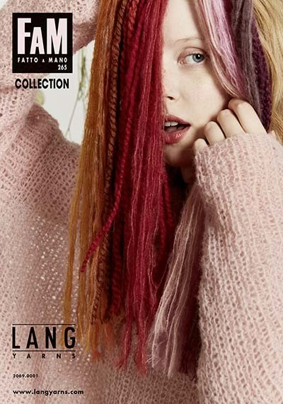 Lang Yarns magazine 265 winter 2020-2021