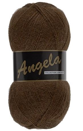 Lammy Yarns Angela 110 bruin