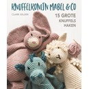 Knuffelkonijn Mabel en Co