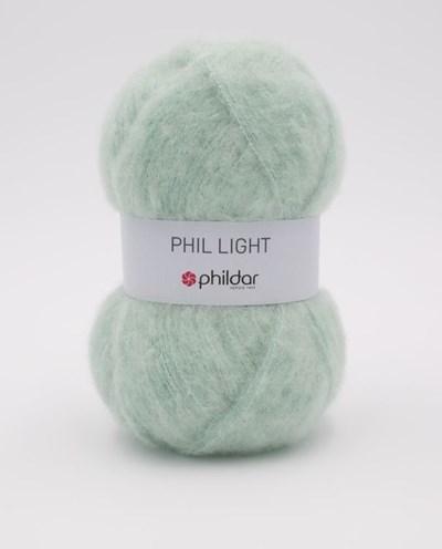 Phildar Phil light Jade