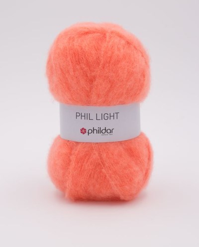 Phildar Phil light Sorbet