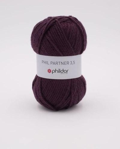 Phildar Phil Partner 3,5 Prune