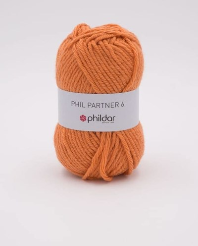 Phildar Partner 6 Ecureuil