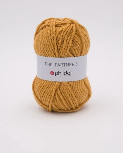 Phildar Partner 6 Gold
