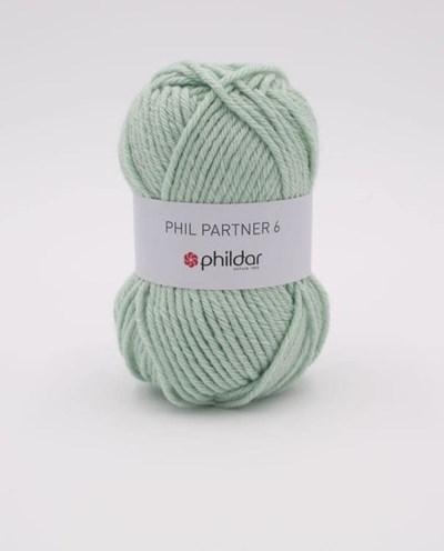 Phildar Partner 6 Opaline