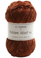 Go handmade Boheme Velvet fine 17600 Rusty