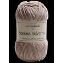 Go handmade Boheme Velvet fine 17682 Brown