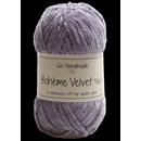 Go handmade Boheme Velvet fine 17681 Lavender