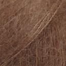 DROPS Kid silk 35 chocolade bruin