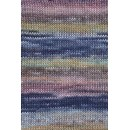 Lang Yarns Dipinto 975.0006 blauw roze