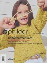 Phildar nr 199 lente zomer 2021 - 28 modellen voor kinderen van 4 t/m 12 jaar