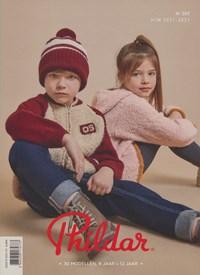 Phildar nr 203 - 30 modellen voor kinderen 4 - 12 jaar Herfst winter 2021 - 2022