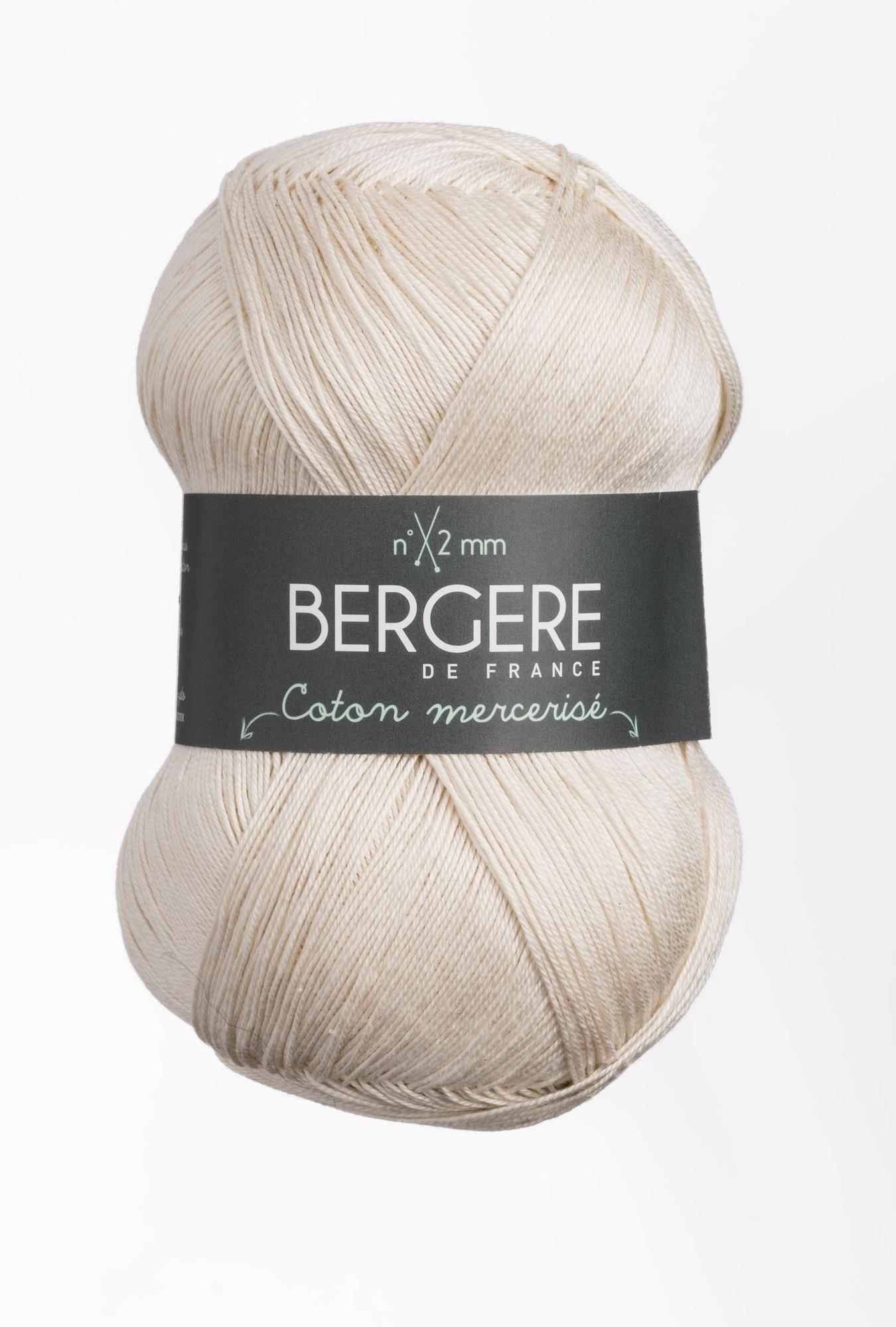 Bergere De France Magazine Creations Aw15 16: Bergere De France Coton A Tricoter 22404 Cygne Op=op