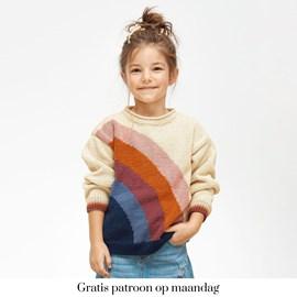 Gratis patroon - Kindertrui