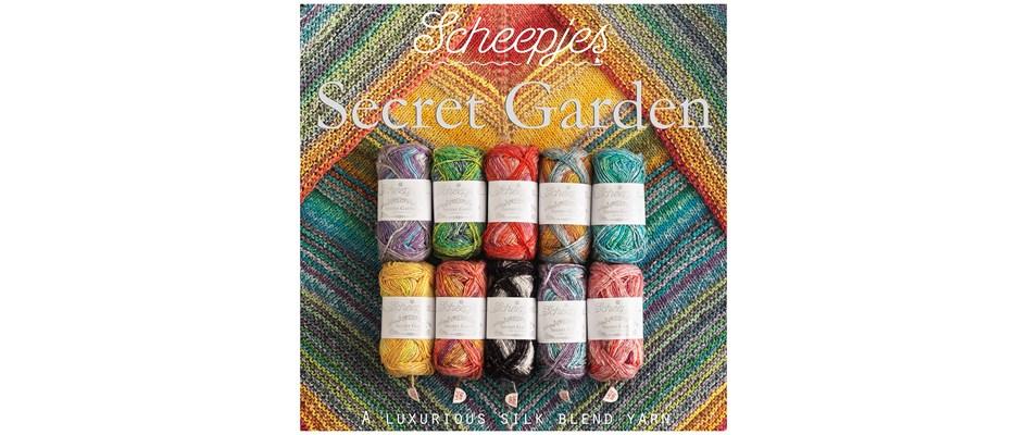 Nieuw Scheepjes Secret Garden