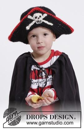 Piratenmuts met schedel