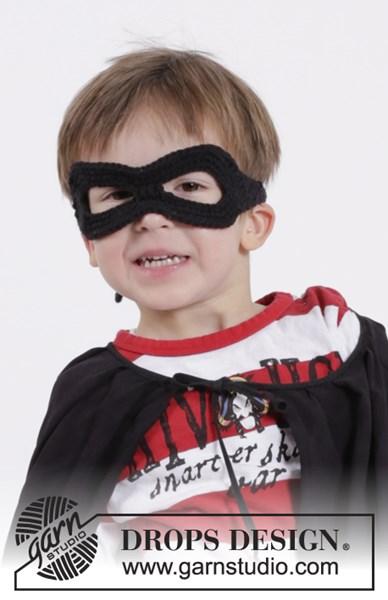Haakpatroon Superheldenmasker