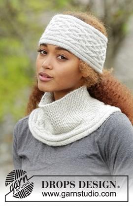 Halswarmer en hoofdband