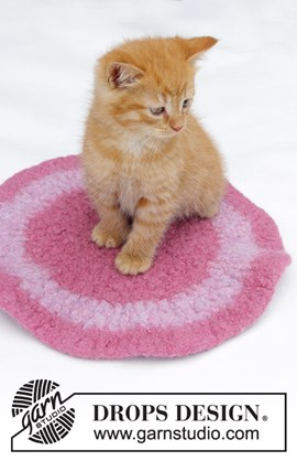 Mat voor de kat