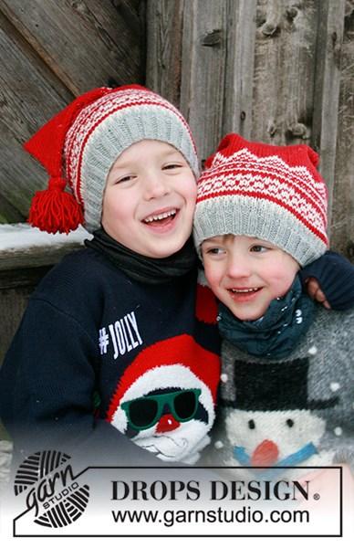 Breipatroon Kerstmuts