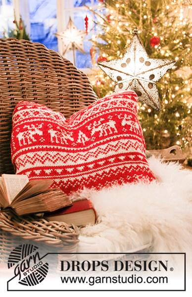 Kussen kerst