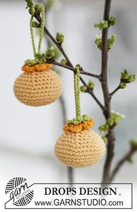 Paasballen met bloemen