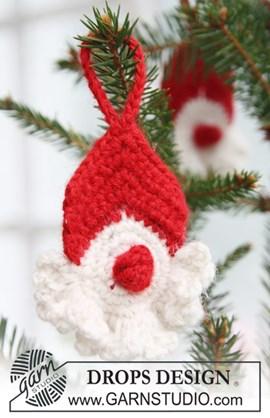 Gehaakte Kerstman