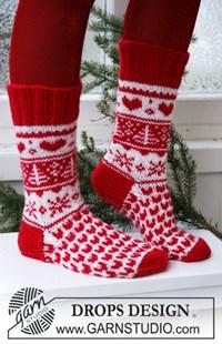 haakpatroon sokken
