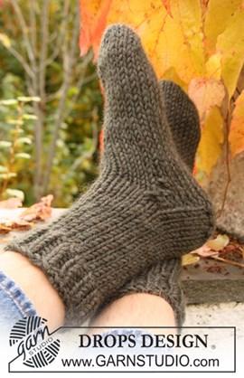 Gebreide sokken voor heren, dames of ....