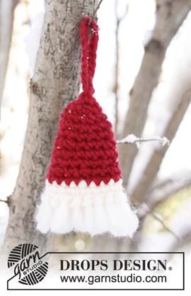 Gehaakte kerstklokvan Eskimo. Een ....
