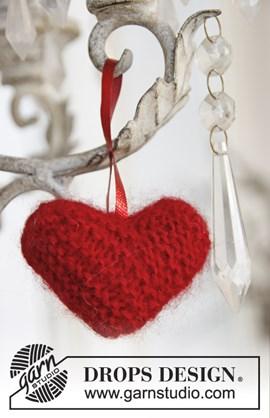 Gebreid Kerst hart