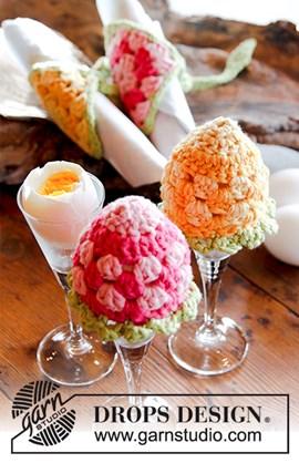 Eierwarmers en servetringen