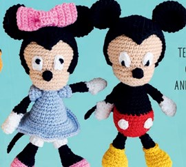 Pop Mickey en Minnie Mouse
