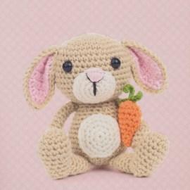 Knuffel konijn