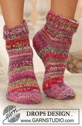 Korte DROPS sokken