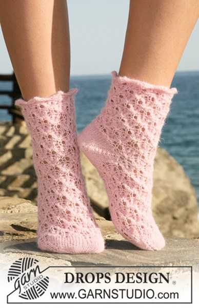 Breipatroon sokken