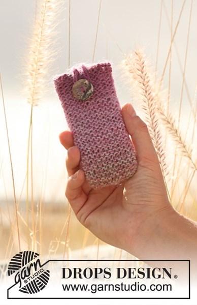 Breipatroon Hoesje voor de mobiel