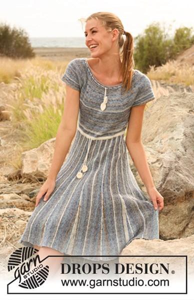 Breipatroon jurk