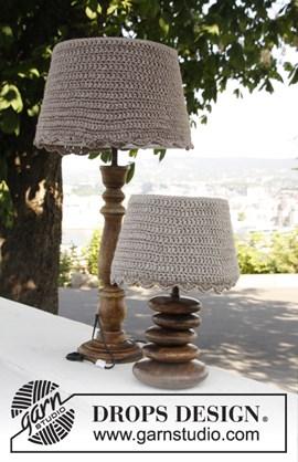 Hoes voor lampenkap