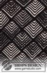 Breipatroon Trui met leuke vierkantjes  van andere kant