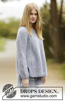 Wijdvallende trui