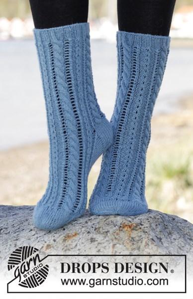 Breipatroon Gebreide sokken