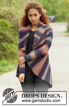 Gekleurd vest
