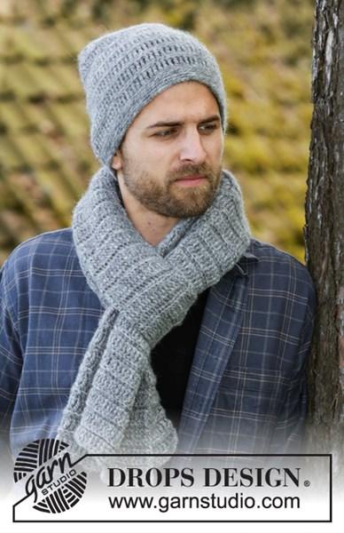 Haakpatroon Muts en sjaal