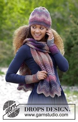 Muts, sjaal en polswarmers