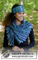 Omslagdoek en hoofdband