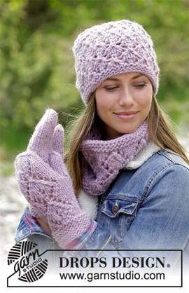 Muts, col en handschoenen