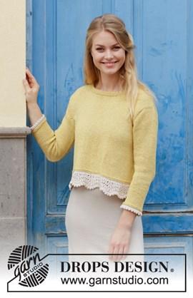 Breipatroon trui Adele! Deze trui heeft ....