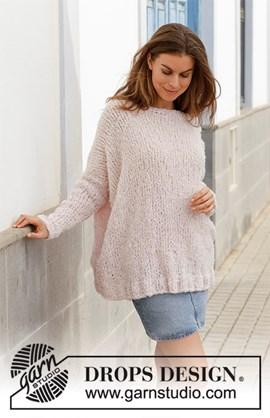 Breipatroon trui voor dames, genaamd ....