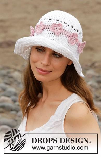 Haakpatroon hoed